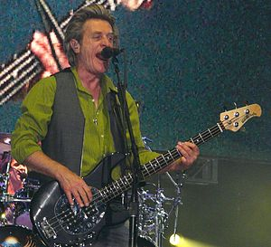Ross Valory - Valory with Journey on September 16, 2008