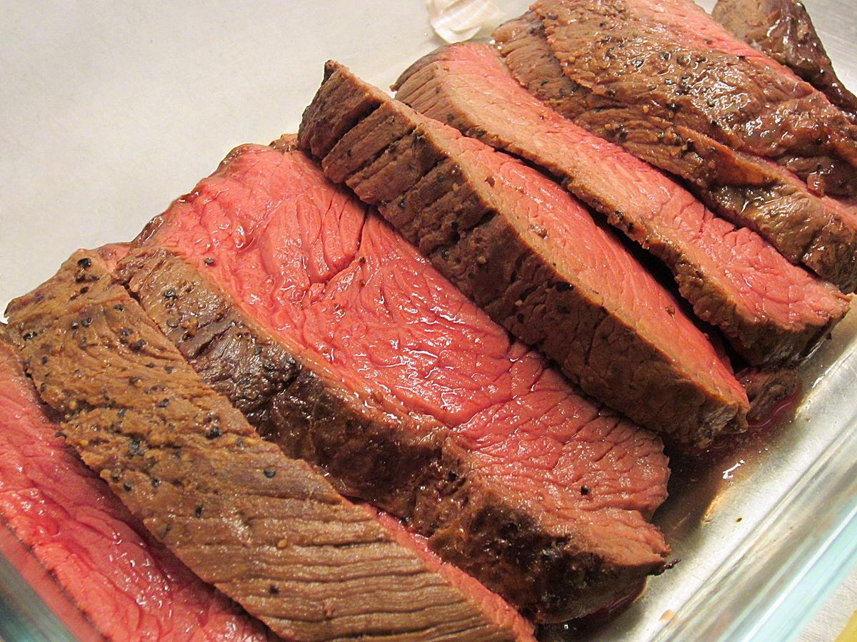 Roast beef - Wikipedia