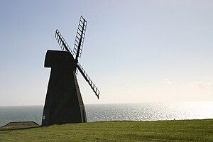 Rottingdean - The Old Windmill, Rottingdean