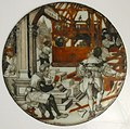 Roundel with Architecture (from a series of The Septem Artes Mechanicae) MET sf1979-186s1.jpg