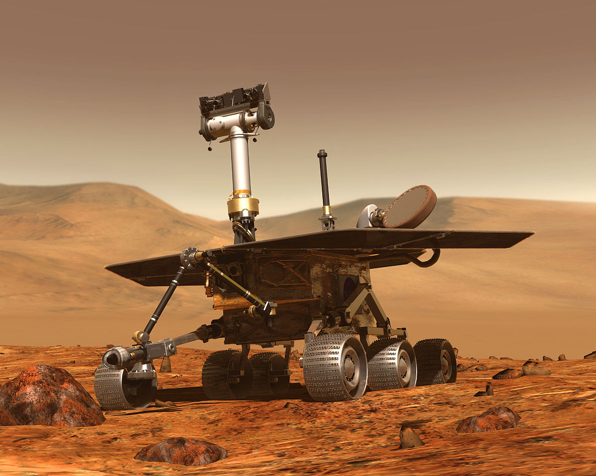 the mars exploration rover mission - photo #2