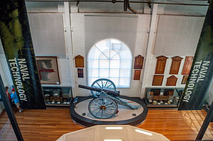 Royal Australian Navy Heritage Centre - Image: Royal Australian Navy Heritage Centre (2)