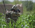 Royal Marine from 42 Commando on Patrol in Afghanistan MOD 45153167.jpg