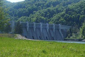 Rożnów, Lesser Poland Voivodeship - Rożnów Dam