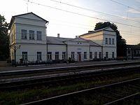 Rudnytsya Railway Station 01.jpg