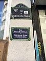 Rue du Faubourg du Temple alias Rue Alice B. Toklas et Gertrude Stein.jpg
