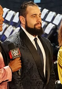 Rusev im April 2018