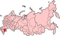 Subyek Federal Rusia