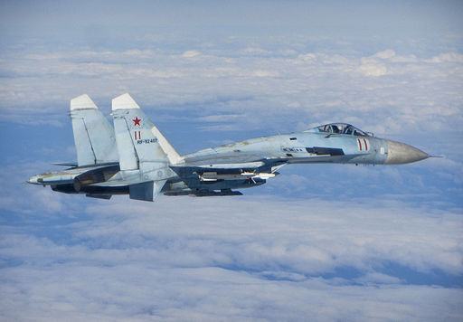 Sweden says Russian Su-27 made sharp evasive maneuvers during intercept - Military Aviation News
