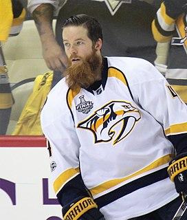 Ryan Ellis Canadian ice hockey defenceman