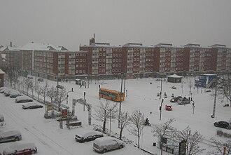 Søborg - Søborg during wintertime
