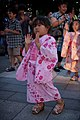 SAKURAKO joins in the Bon festival dance. (7785743898).jpg