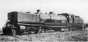 1927 in South Africa - Class HF Henschel Fairlie