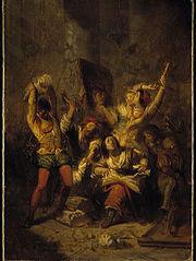 Anno 1566. De beeldenstorm
