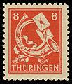 SBZ Thüringen 1945 96 Posthorn.jpg