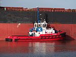 SD SEAL, IMO 9448188 in the Mississippi harbor, Port of Rotterdam, pic2.JPG