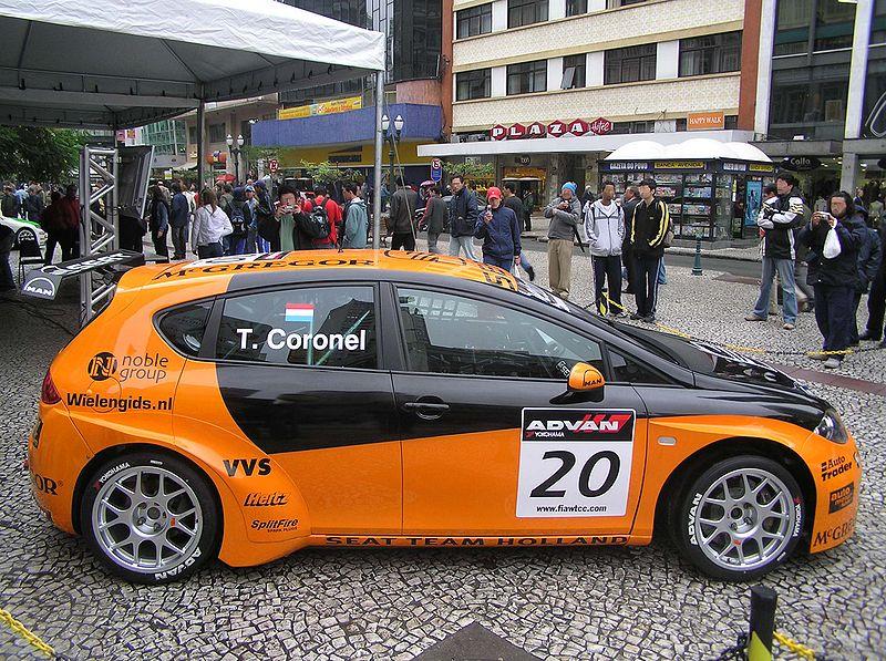 SEAT Leon GR Asia WTCC 2006