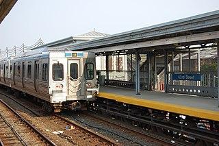 Market–Frankford Line SEPTA rapid transit line in Philadelphia, Pennsylvania