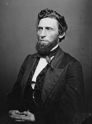Sidney Edgerton - Sidney Edgerton ca. 1860–1865