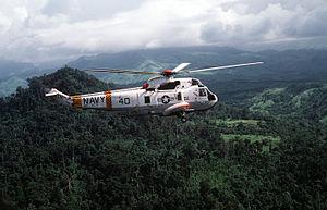 SH-3G Sea King VC-5 in flight in 1981.JPEG