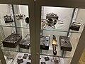 """STAY BEHIND Misc CIA MI6 communication intelligence equipment etc Etterlatt """"spionutstyr"""" etter kurs på Torås Fort Military History Museum Tjøme Færder Norway 2021 IMG 4828.jpg"""