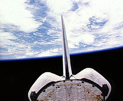 STS038-84-23 Atlantis