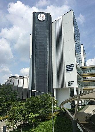 Singapore University of Social Sciences - SUSS Richard K.M. Eu Block C