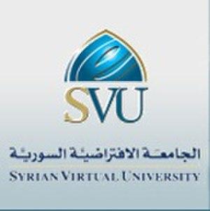 Syrian Virtual University - Syrian Virtual University emblem