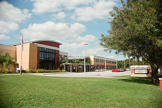 Safety Harbor, Florida - Safety Harbor Middle School