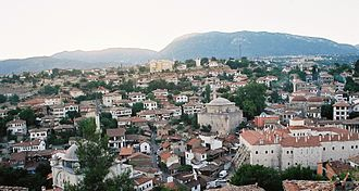 Safranbolu - Image: Safranbolu general view 2