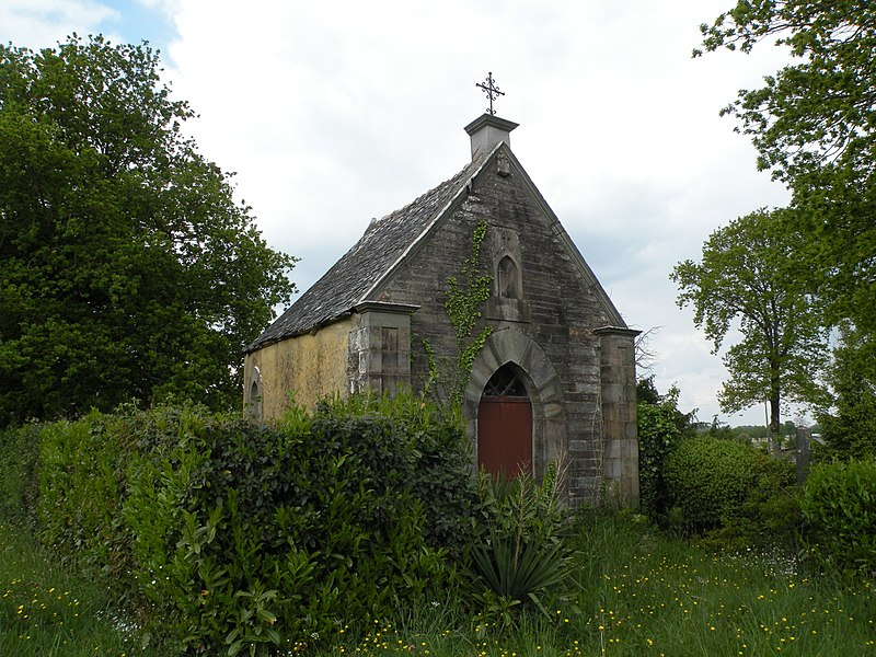 Saint-Cornély chapel in Saint-Ganton.