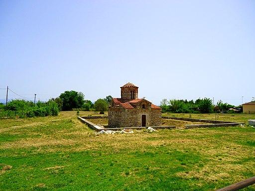 Saint Nikolaos, Kirkizates, Arta, Greece 3