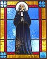 Saint Stephen, Martyr Roman Catholic Church (Chesapeake, Virginia) - stained glass, St. Frances Xavier Cabrini.jpg