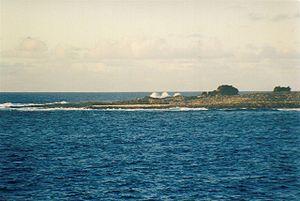 Isla Salas y Gómez - View of Sala y Gómez