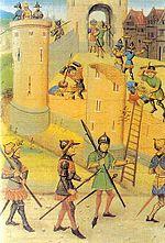 Saladin à l assaut de Jaffa.