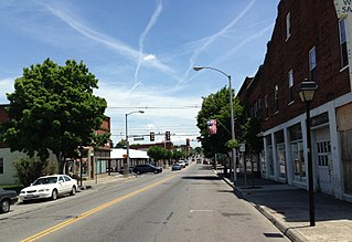 Salem, Virginia Independent city in Virginia, United States