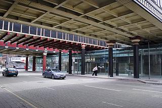 Salford Central railway station