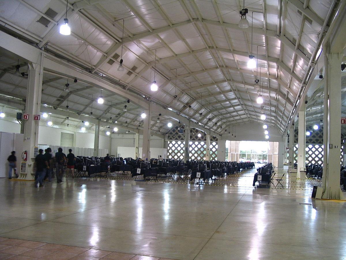 Centro de convenciones yucat n siglo xxi wikipedia la enciclopedia libre - Centro deportivo siglo xxi zaragoza ...