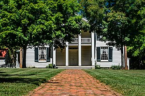 Sam Davis - Sam Davis House in Smyrna, Tennessee