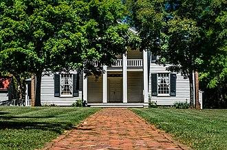 Smyrna, Tennessee - Sam Davis House