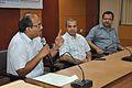 Samarendra Kumar Addresses - Valedictory Session - Workshop for Organising World Robot Olympiad - NCSM - Kolkata 2016-06-17 4706.JPG