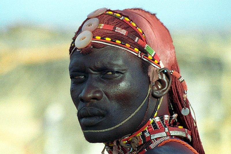 File:Samburu man, Kenya.jpg