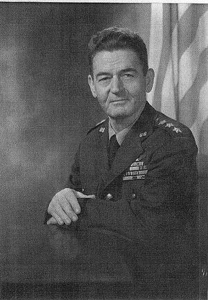 John A. Samford - Lieutenant General Samford.