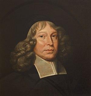 Elizabeth Melville - Pastor Samuel Rutherford (c.1600 - 1661).