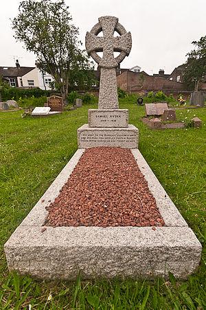 Samuel Ryder - Samuel Ryder's grave