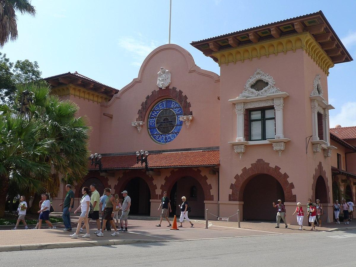 San Antonio Station Texas Wikipedia