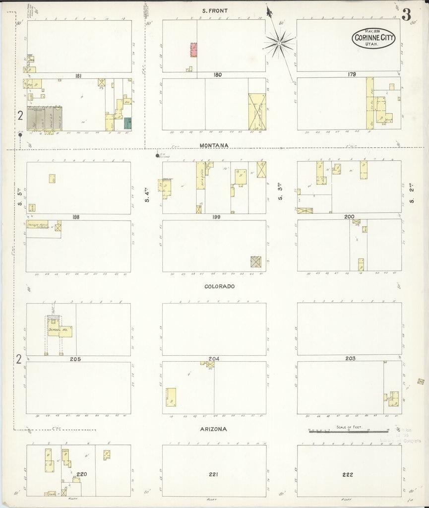 File:Sanborn Fire Insurance Map From Corinne, Box Elder