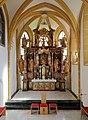 Sankt Marein im Mürztal - Kirche, Hochaltar.JPG