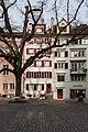 Sankt Peterhofstatt, hauses 8 and 9 in Zürich.jpg