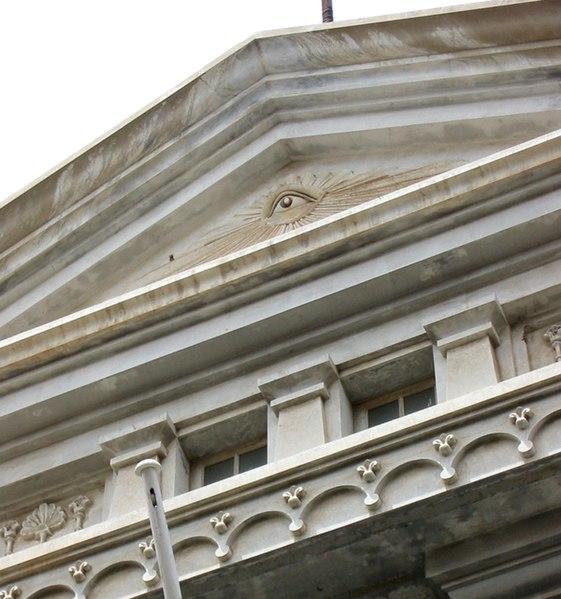 templo masonico tenerife